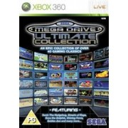 Sega Mega Drive Ultimate Collection Xbox360