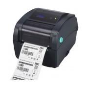 TSC TC200, Impresora de Etiquetas, Transferencia Térmica, Alámbrico/Inalámbrico, Negro