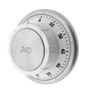 Mechanická bílá minutka JVD DM98.2