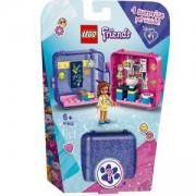 Конструктор ЛЕГО ФРЕНДС - Кубът за игра на Olivia, LEGO Friends 41402