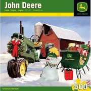 Christmas on the Farm 500 pc by Masterpieces Puzzles