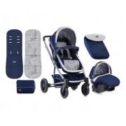 Lorelli Bertoni Kolica S-500 Set Blue Travelling (10020851850)