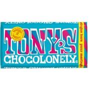 Tony's Chocolonely reep Puur Meringue Kers 51% - 15 x 180 gram