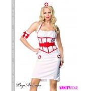 Sexy vestito da infermiera Jem