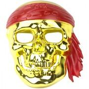 Futaba Pirate Halloween Mask - Gold