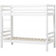 Hoppekids Basic Bunkbed 70X160 - White - Non-Devidable