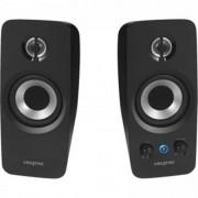 Boxe Creative 51MF1670AA000 Bluetooth 2.0 Black
