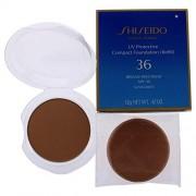 Shiseido UV Protective Compact Foundation (Refill) SPF 36 Fair Ivory for Women 0.42 oz Foundation