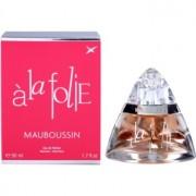 Mauboussin A la Folie eau de parfum para mujer 50 ml