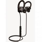 Слушалки Jabra Wireless Step, спортни, микрофон, Bluetooth, USB, черни