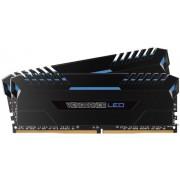 Memorii Corsair Vengeance® LED, DDR4, 2x16GB, 3000 MHz, CL 15