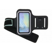 Zwarte sportarmband voor de Samsung Galaxy A3