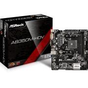 ASRock AMD AB350M HDV