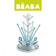 Beaba Suszarka do butelek i smoczków - stojący ociekacz na akcesoria niemowlęce blue,