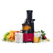 Storcator de fructe si legume OURSSON JM6001/DC, 240W,presare la rece, rosu