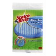 Laveta microfibra, pentru baie, SCOTCH-BRITE