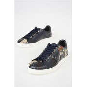 Dolce&Gabbana Sneakers Patch Animali in Pelle taglia 40