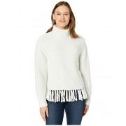 New Balance Balance Fringe Sweater Sea Salt
