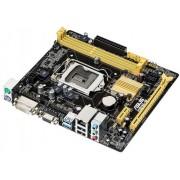 Matična ploča MB LGA1150 ASUS H81M-R/C/SI,PCIe/DDR3/SATA3/GLAN/7.1