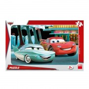 Puzzle Cars 15 piese Dino Toys