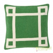 Perna decorativa din bumbac Hartley Green dim.50X50cm 108254 HZ