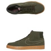 Nike Sb Zoom Blazer Mid Shoe Green