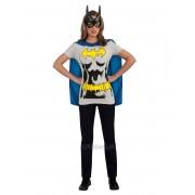 T-shirt com máscara Batgirl mulher - Taille: Small