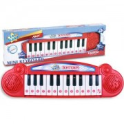 Детска играчка, Електронен мини синтезатор с 24 клавиша, 193103