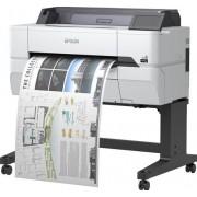 """Epson SureColor SC-T3400 - 24"""" groot formaat printer - kleur - inktjet - Rol A1 (61,0 cm) - 2400 x 1200 dpi - Gigabit LAN, Wi-Fi(n), USB host, USB 3.0"""