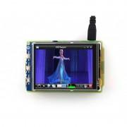 """tiendatec PANTALLA LCD TACTIL 3,2"""" 480x320 SPI PARA RASPBERRY PI"""
