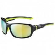 Alpina Lyron Ceramic Mirror S3 Occhiali da sole nero/grigio/blu;nero/verde/giallo;arancione/rosso/bianco/grigio;grigio/nero