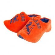 Oranje artikelen Clogs pantoffels oranje