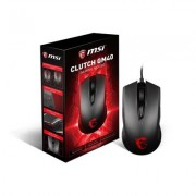 MSI Optical Ambidextrous Gaming Mouse (USB/Black/3600dpi/8 Buttons/RED LED)
