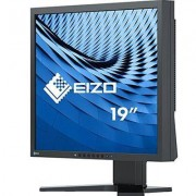 "Eizo 21667 19"" IPS Black computer monitor - computer monitors (48.3 cm (19""), 250 cd/m�, 1280 x 1024 pixels, 14 ms, LED, IPS)"