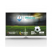 "HISENSE Tv hisense 55"" uled 4k uhd/ 55u7a/ hdr plus/ smart tv/ 4 hdmi/ 3 usb/ dvb-t2/t/c/s2/s/ quad core"