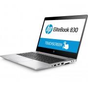 """NB HP EliteBook 830 G5 3JX98EA, srebrna, Intel Core i7 8550U 1.8GHz, 256GB SSD, 8GB, 13.3"""" 1920x1080, Intel UHD 620, Windows 10 Professional, 36mj"""