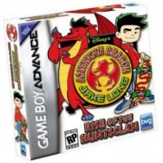 Disney's American Dragon Jake Long: Rise of the Huntsclan