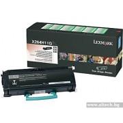 LEXMARK Cartridge for X264, X363, X364 - 9000k (X264H11G)