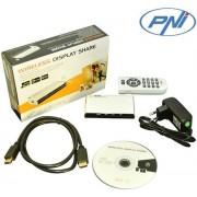Receptor PNI AV601 audio wireless si retea, AirFun si AirControl