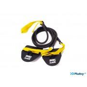 Posilňovacie plavecké gumy Born To Swim obtiažnosť: ľahká žltá