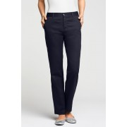 Womens Capture Stretch Twill Secret Support Pants - Navy Blue