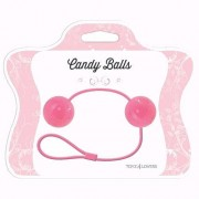 Candy Bolas Vaginais Candy Balls Rosa