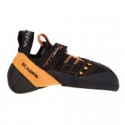 Scarpa INSTINCT VS Männer Gr.42,5 - Kletterschuhe - orange schwarz
