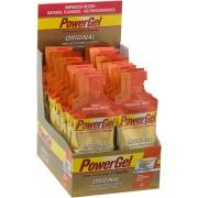 PowerBar Powergel Original Sportvoeding met basisprijs Tropical Fruits 24 x 41g beige/oranje 2018 Sportvoeding