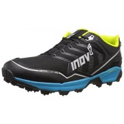 Inov-8 Arctic Claw 300 Trail Zapatillas de Running, Black/Blue/Silver/Lime, 5.5 C US