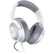 Razer - Kraken X Wired Noise Cancelling Over-the-Ear Gaming Headset - Mercury White