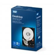 """Western Digital WD Desktop Everyday WDBH2D0020HNC - Disco rígido - 2 TB - interna - 3.5"""" - SATA 6Gb/s - buffer: 64 MB"""