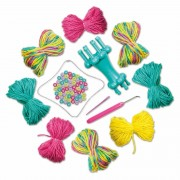 Set de tricotat Accesorii, 6 ani+