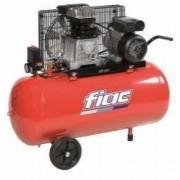 Compresor cu piston profesional FIAC tip NEW-AB100-350MC 220V rezervor 100l debit 350lmin 10 bar