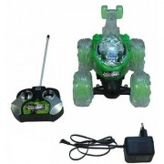 Rechargeable Stunt Car Remote Control Kids Toy